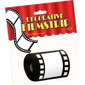 Bobine de film pour déco de table à thème Cinéma