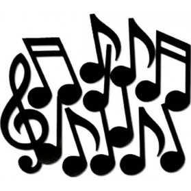 12 notes de musique