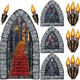 9 décors Donjon