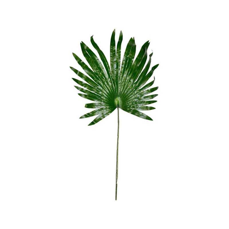 Feuille de palmier artificielle d coration avec fausse - Feuille de palmier artificielle ...