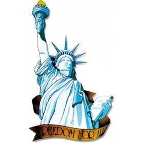 Décor Statue de la Liberté