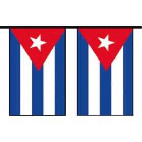 Guirlande pavillons Cuba