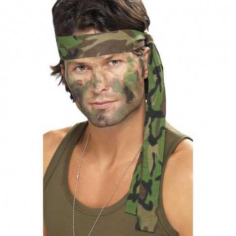 Bandeau Militaire de camouflage GI