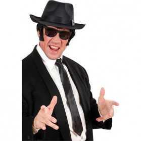 Cravate noire de Blues Brothers
