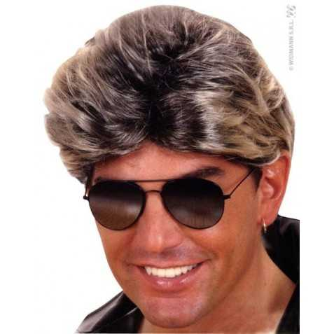 Perruque brushing parfait style George Michael