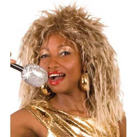 Perruque Reine du Rock style Tina Turner