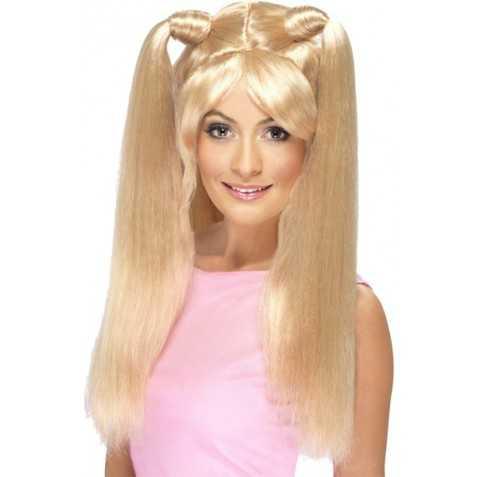 Perruque Spice Girl blonde style Emma Benton