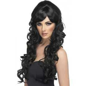 Perruque Star aux cheveux longs