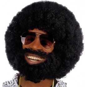 Perruque de Black vraiment cool