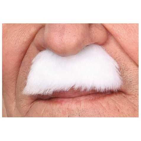 moustache pour se déguiser en vieillard