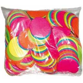 Confettis de Scène multicolores ronds 1kilo