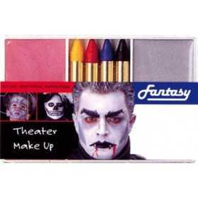 Petit kit pour se maquiller en Dracula