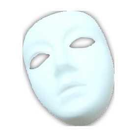 Masque Femme à décorer