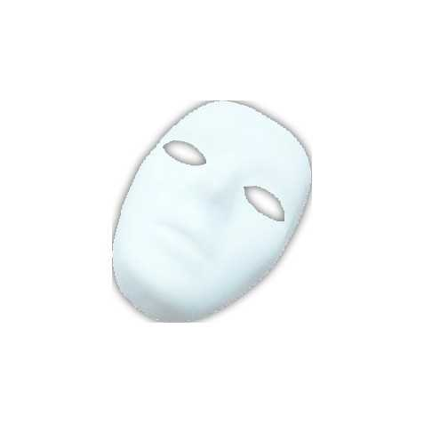 Masque Homme à décorer