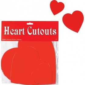 Sachet de 9 Cœurs