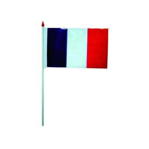 10 drapeaux français à agiter