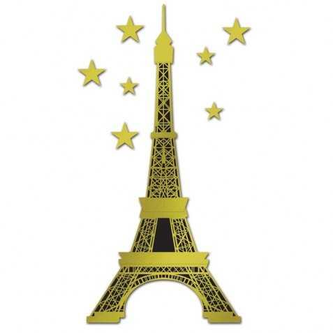 Décor Tour Eiffel