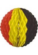 Boule alvéolée Belgique, Allemagne