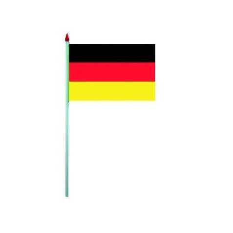 10 Drapeaux à agiter Allemagne
