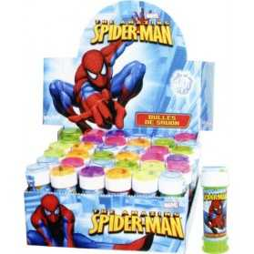 1 Bulle de savon 60ml Spiderman