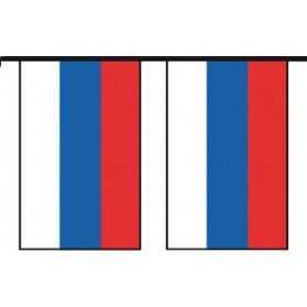 Guirlande drapeau russie