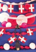 Kit de déco de fête à thème Savoie