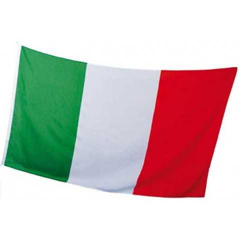 Drapeau Italie vert blanc rouge