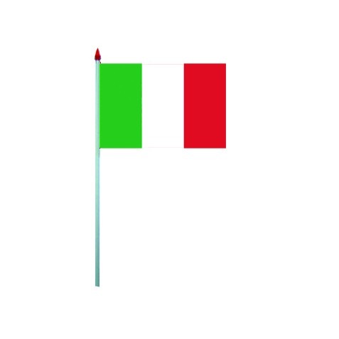 10 Drapeaux à agiter Viva Italia