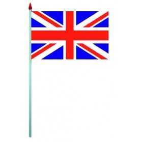 10 Drapeaux du Royaume-Uni à agiter