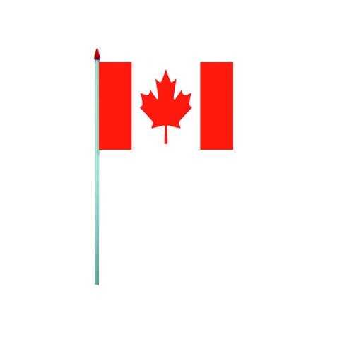 Petit Drapeau Canadien à agiter