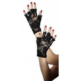 gants noirs gothique