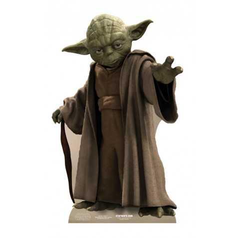 Decoration maitre Yoda