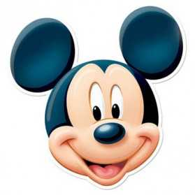 Masque Adulte Tête MICKEY
