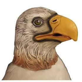 Masque Adulte en latex Aigle