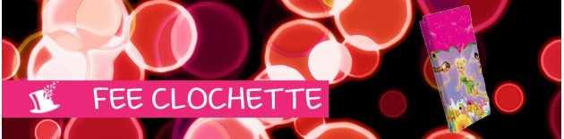 déco anniversaire Fée Clochette