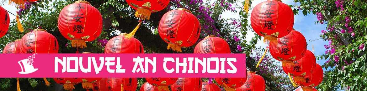 Nouvel An chinois (26 janvier)