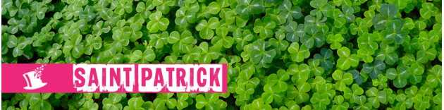 Saint Patrick (17 mars)