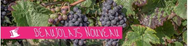 Beaujolais nouveau (20 novembre)