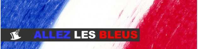Soirée Allez les Bleus