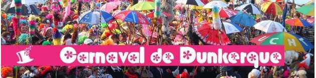 Ambiance à thème Carnaval de Dunkerque