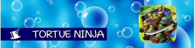 déco anniversaire Tortue Ninja