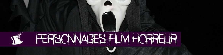 Masque personnage celebre de film horreur masque adulte horreur - Deguisement film d horreur ...