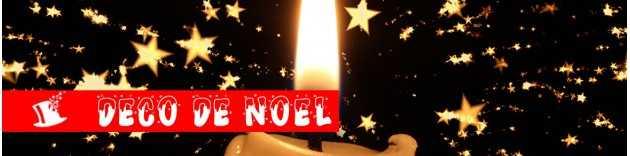 Déco de Noel
