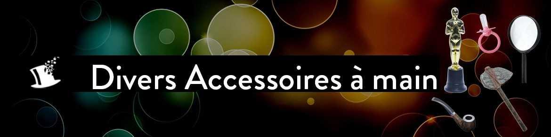 Divers accessoires