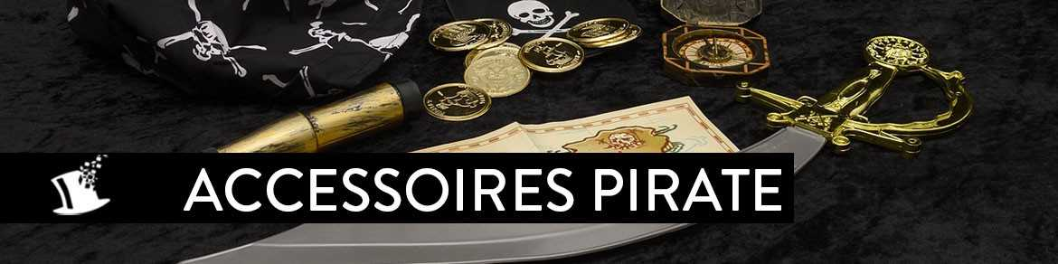 Accessoires Pirate