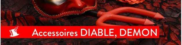 Accessoires Diable, Démon