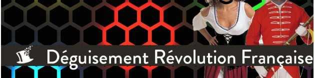 Déguisement Révolution française