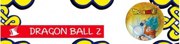 déco anniversaire Dragon Ball Z