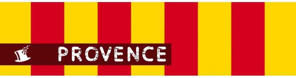 Soirée à thème Provence