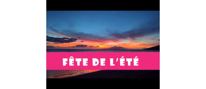 Fête de l'été by M. Paillettes